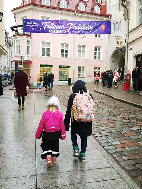 Tallinan joulutori ja Piparkoogimaania kuva: Rosemarie Särkkä