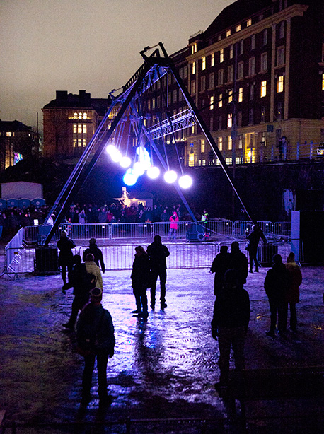 Lux Helsinki 2019 kuva: Rosemarie Särkkä