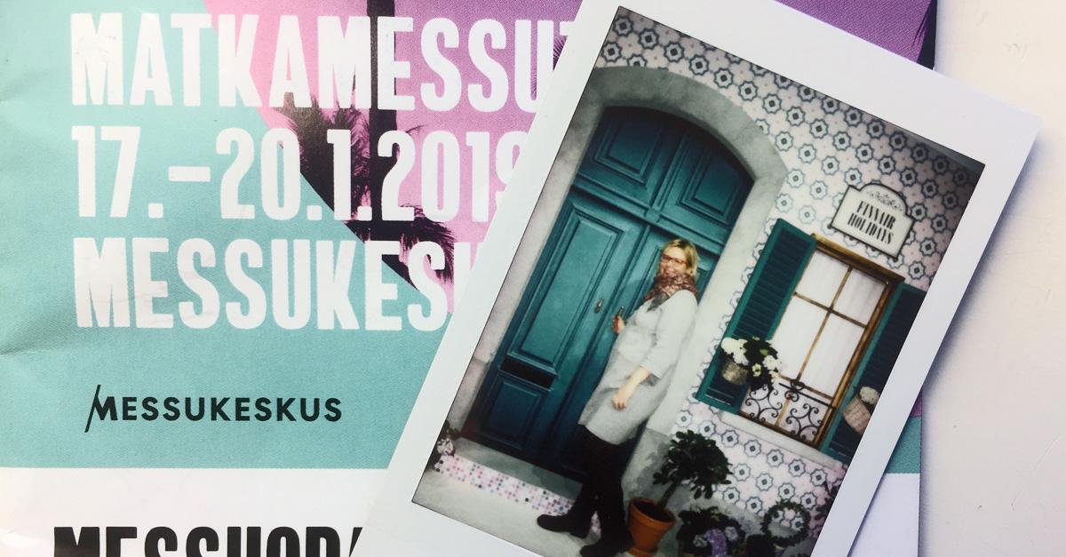 Matkamessut 2019 Helsingin messukeskus Joko mennään